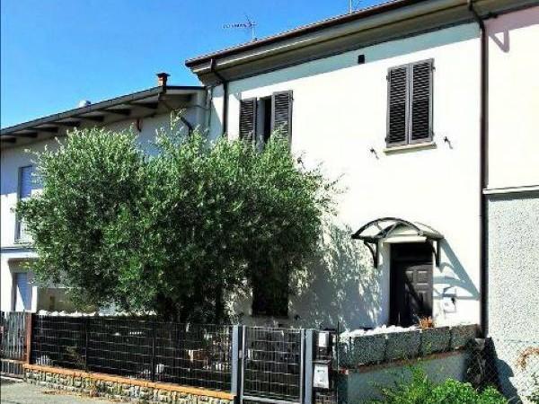 Casa indipendente in vendita a Forlì, Carpinello, Con giardino, 120 mq