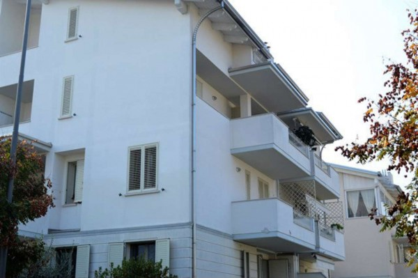 Appartamento in vendita a Forlì, Bussecchio, Arredato, con giardino, 45 mq