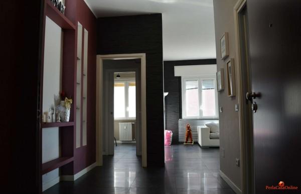 Appartamento in vendita a Forlì, Arredato, con giardino, 90 mq