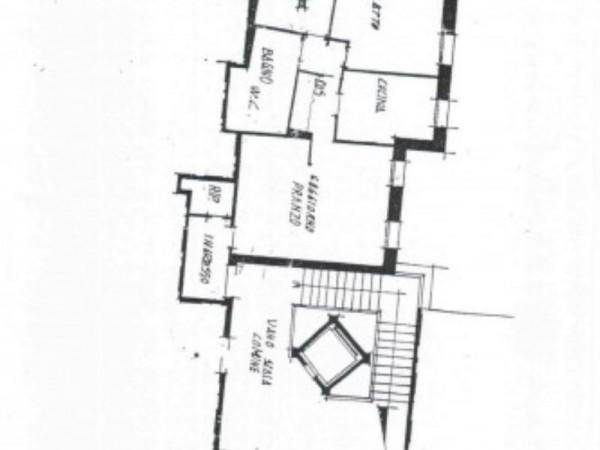 Appartamento in vendita a Forlì, Centro Storico, Con giardino, 80 mq - Foto 2