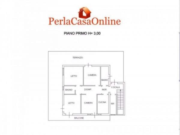 Immobile in vendita a Forlì, Fulcieri, Con giardino, 300 mq - Foto 4