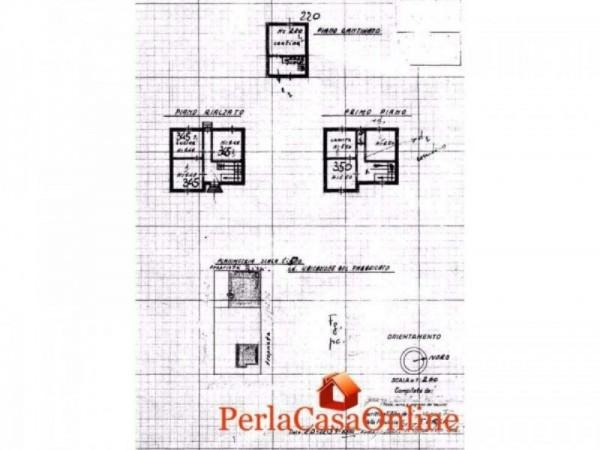 Immobile in vendita a Forlì, Fulcieri, Con giardino, 300 mq - Foto 3