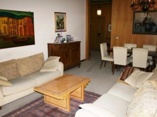 Appartamento in vendita a Forlì, Grandi Italiani, Con giardino, 150 mq