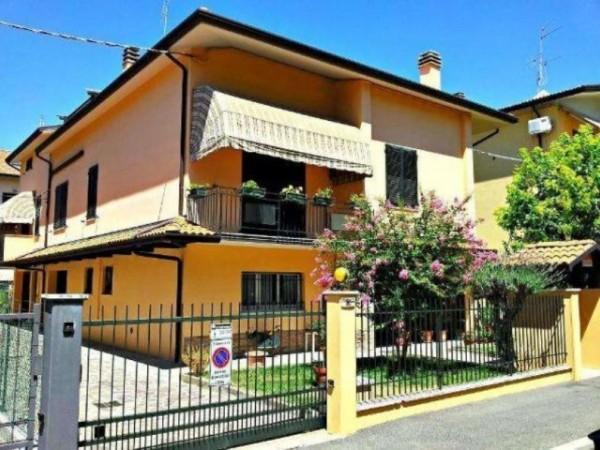Villa in vendita a Forlì, Venturini, Con giardino, 200 mq
