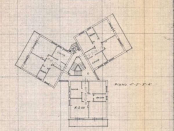 Appartamento in vendita a Forlì, Cava, Con giardino, 80 mq - Foto 2