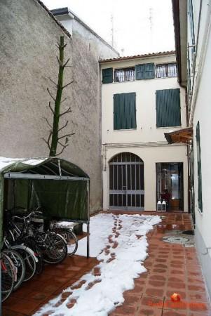 Appartamento in vendita a Forlì, Campus Universitario, Arredato, con giardino, 40 mq