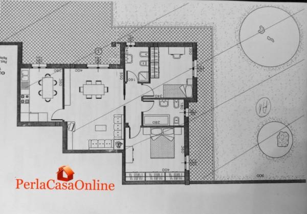 Appartamento in vendita a Forlì, Cà Rossa, Con giardino, 100 mq - Foto 2