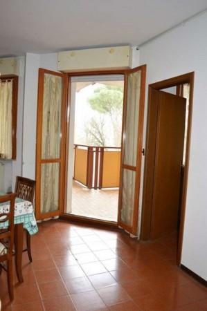 Appartamento in vendita a Forlì, Romiti, Arredato, con giardino, 65 mq - Foto 11
