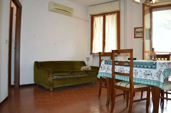Appartamento in vendita a Forlì, Romiti, Arredato, con giardino, 65 mq