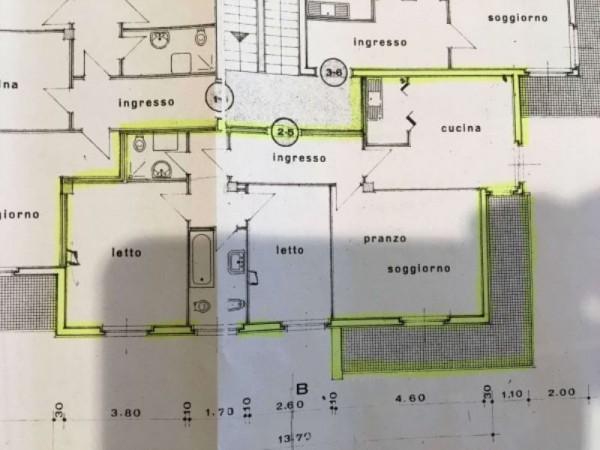 Appartamento in vendita a Forlì, Gorizia, Con giardino, 110 mq - Foto 3