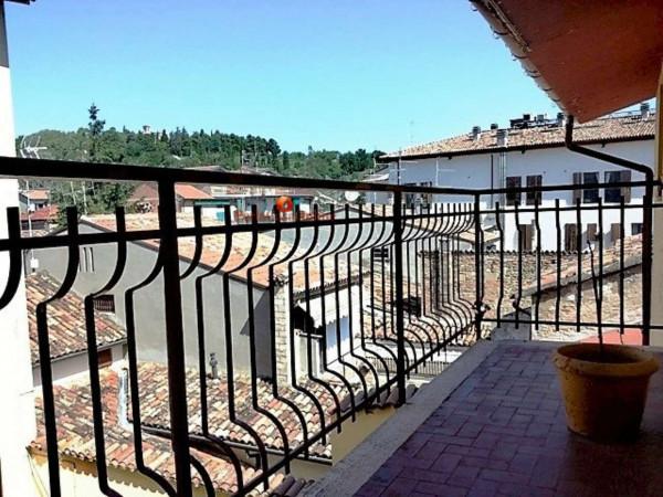 Appartamento in vendita a Meldola, Centro Storico, Con giardino, 80 mq - Foto 14