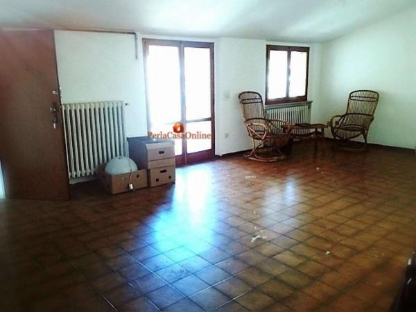 Appartamento in vendita a Meldola, Centro Storico, Con giardino, 80 mq - Foto 15