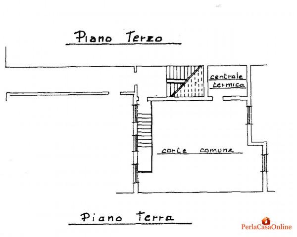Appartamento in vendita a Meldola, Centro Storico, Con giardino, 80 mq - Foto 16