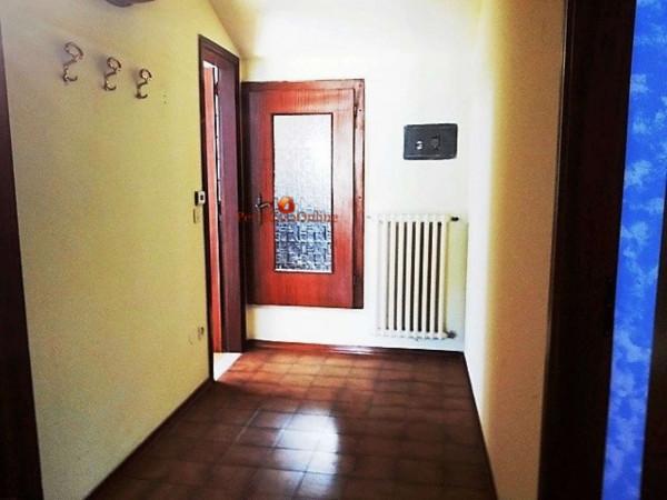 Appartamento in vendita a Meldola, Centro Storico, Con giardino, 80 mq - Foto 9