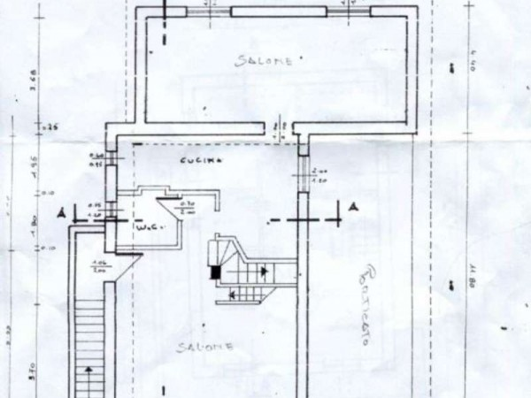 Villa in vendita a Subiaco, Con giardino, 250 mq - Foto 4