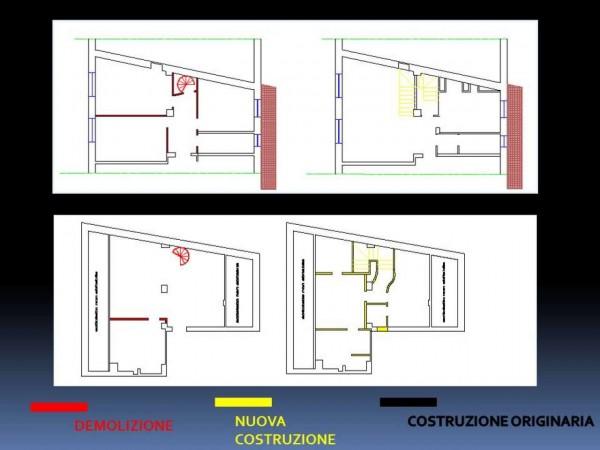Appartamento in vendita a Torino, Con giardino, 140 mq - Foto 9