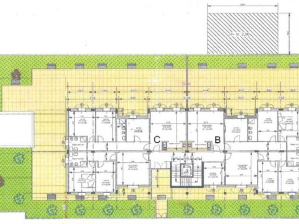 Appartamento in vendita a Maranello, Centrale, Con giardino, 130 mq - Foto 2
