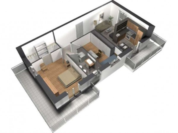 Appartamento in vendita a Sestri Levante, Mare, Con giardino, 75 mq - Foto 23