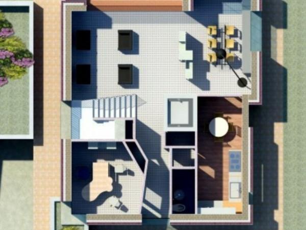 Villa in vendita a San Colombano al Lambro, Residenziale A 1km Da San Colombano Al Lambro, Con giardino, 300 mq - Foto 8
