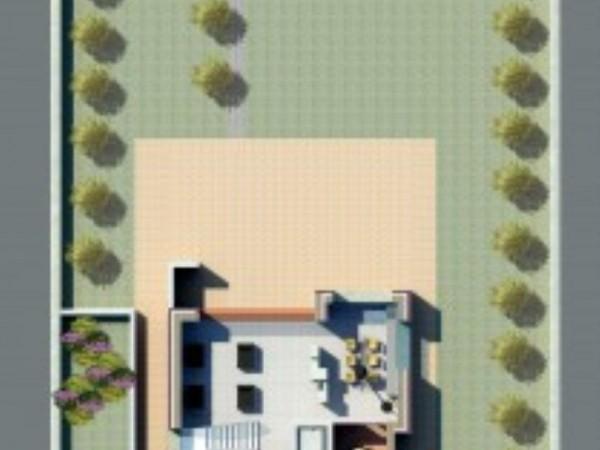 Villa in vendita a San Colombano al Lambro, Residenziale A 1 Km Da San Colombano, Con giardino, 300 mq - Foto 3