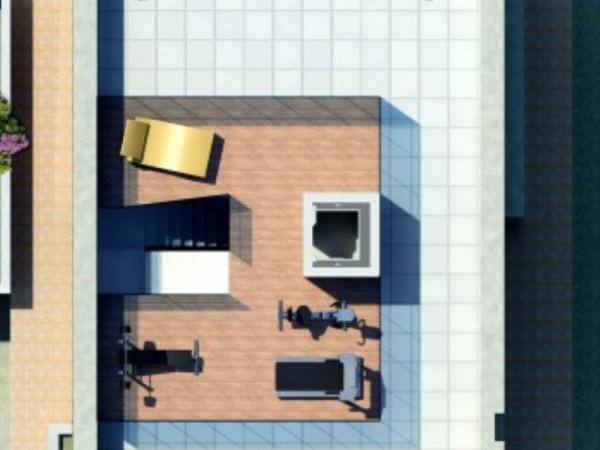 Villa in vendita a Borghetto Lodigiano, Residenziale, Con giardino, 300 mq - Foto 6