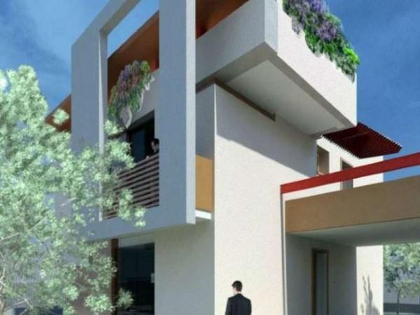 Villa in vendita a Lodi, Nuova Zona Residenziale A Pochi Minuti Da Lodi, Con giardino, 300 mq - Foto 8