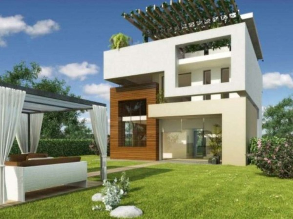 Villa in vendita a Lodi, Nuova Zona Residenziale A Pochi Minuti Da Lodi, Con giardino, 300 mq - Foto 20