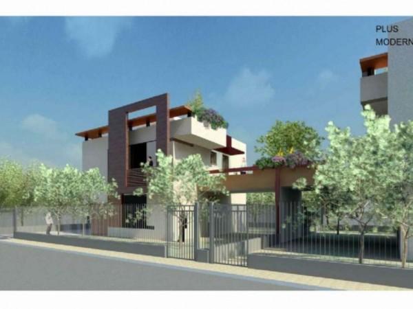 Villa in vendita a Lodi, Nuova Zona Residenziale A Pochi Minuti Da Lodi, Con giardino, 300 mq - Foto 4