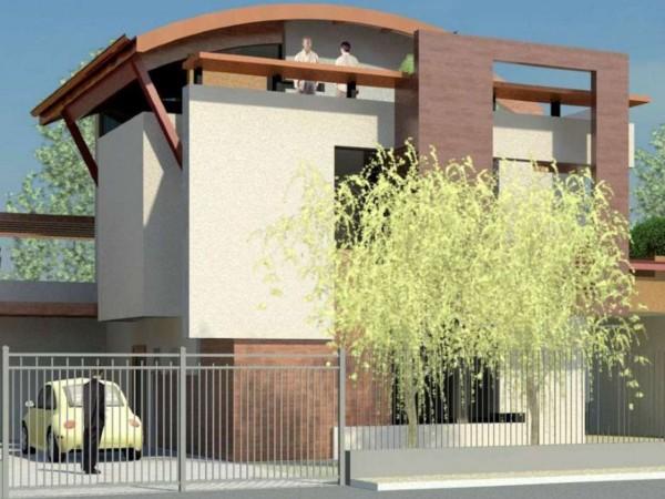 Villa in vendita a Lodi, Nuova Zona Residenziale A Pochi Minuti Da Lodi, Con giardino, 300 mq - Foto 5