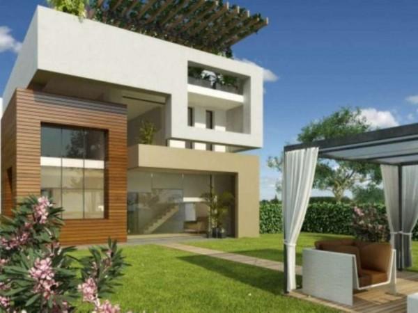 Villa in vendita a Lodi, Nuova Zona Residenziale A Pochi Minuti Da Lodi, Con giardino, 300 mq