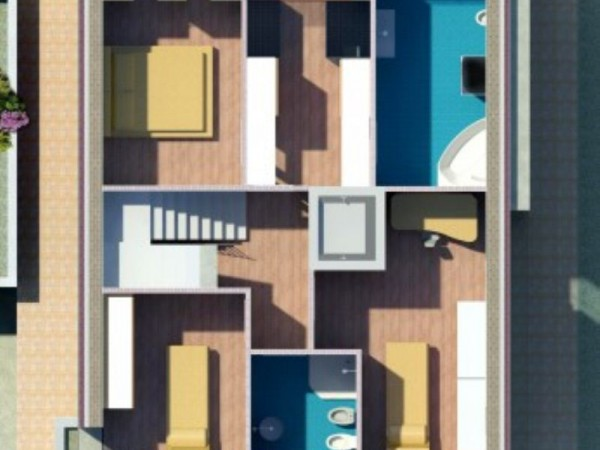 Villa in vendita a Lodi, Residenziale A 10 Minuti Da Lodi, Con giardino, 300 mq - Foto 7