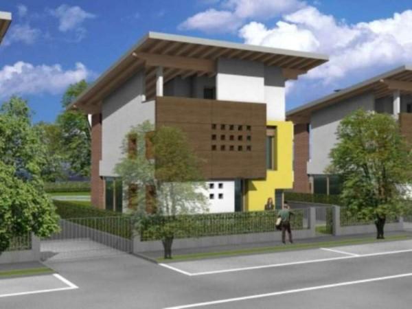 Villa in vendita a Sant'Angelo Lodigiano, Zona Residenziale A Pochi Km Da Sant'angelo, Con giardino, 300 mq - Foto 2