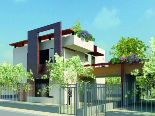 Villa in vendita a Sant'Angelo Lodigiano, Zona Residenziale A Pochi Km Da Sant'angelo, Con giardino, 300 mq - Foto 9
