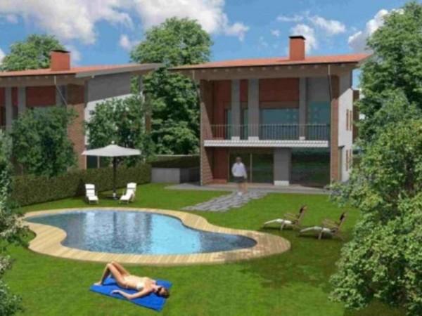 Villa in vendita a Sant'Angelo Lodigiano, Zona Residenziale A Pochi Km Da Sant'angelo, Con giardino, 300 mq - Foto 19