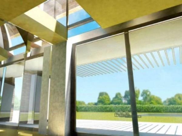 Villa in vendita a Sant'Angelo Lodigiano, Zona Residenziale A Pochi Km Da Sant'angelo, Con giardino, 300 mq - Foto 13
