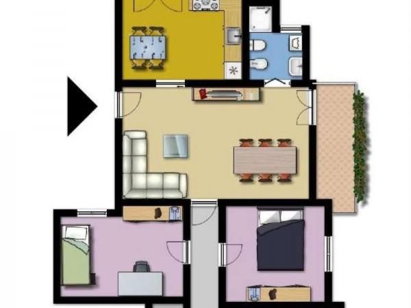 Appartamento in vendita a Pulsano, Residenziale, 115 mq - Foto 2