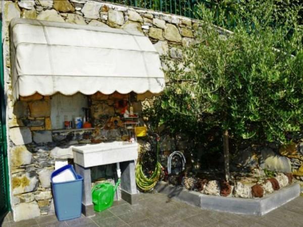 Appartamento in vendita a Camogli, Ruta, Con giardino, 65 mq - Foto 3