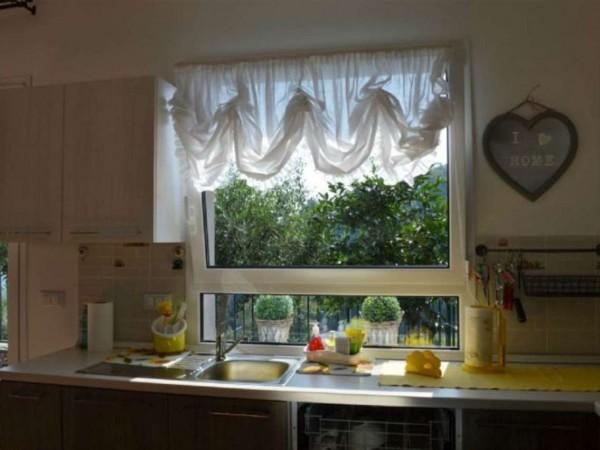 Appartamento in vendita a Camogli, Ruta, Con giardino, 65 mq