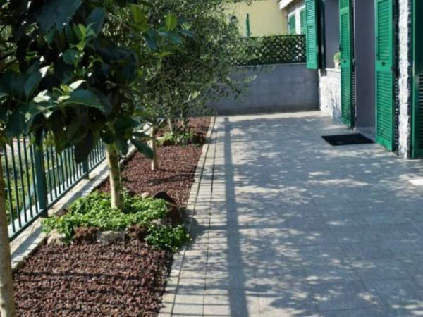 Appartamento in vendita a Camogli, Ruta, Con giardino, 65 mq - Foto 6