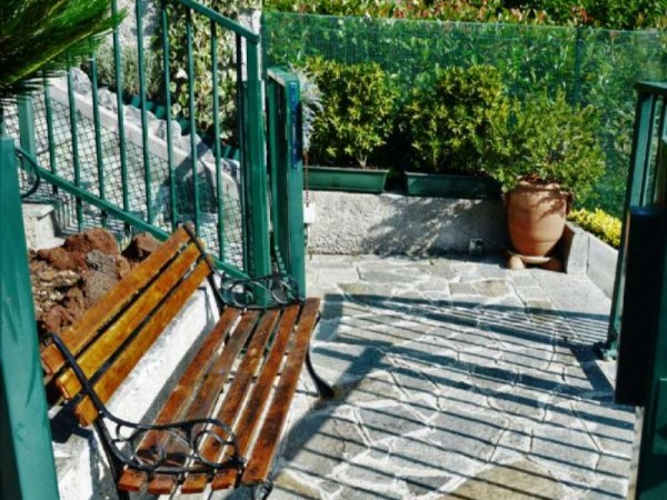 Appartamento in vendita a Camogli, Ruta, Con giardino, 65 mq - Foto 2