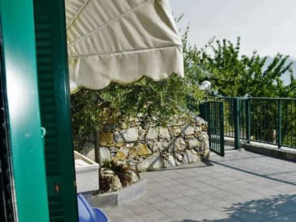 Appartamento in vendita a Camogli, Ruta, Con giardino, 65 mq - Foto 4
