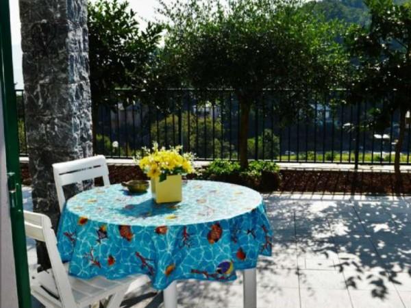 Appartamento in vendita a Camogli, Ruta, Con giardino, 65 mq - Foto 5