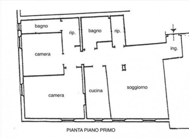 Appartamento in vendita a Sovicille, 99 mq - Foto 11