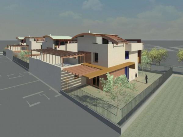 Villa in vendita a Borghetto Lodigiano, Nuova Zona Residenziale, Con giardino, 200 mq - Foto 12