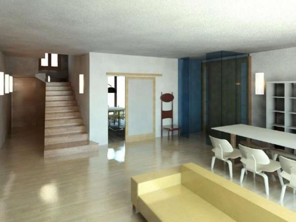 Villa in vendita a Borghetto Lodigiano, Nuova Zona Residenziale, Con giardino, 200 mq - Foto 2