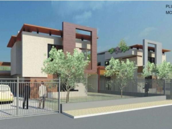 Villa in vendita a Borghetto Lodigiano, Nuova Zona Residenziale, Con giardino, 200 mq - Foto 19