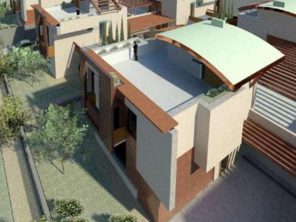 Villa in vendita a Borghetto Lodigiano, Nuova Zona Residenziale, Con giardino, 200 mq - Foto 7