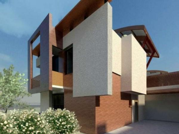 Villa in vendita a Borghetto Lodigiano, Nuova Zona Residenziale, Con giardino, 200 mq - Foto 3