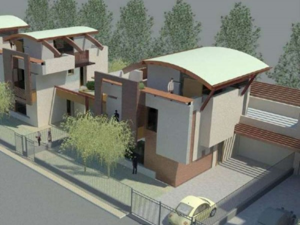 Villa in vendita a Lodi, A 10 Minuti Da Lodi, Con giardino, 200 mq - Foto 4