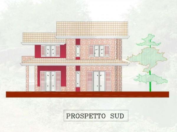 Villa in vendita a Cassano d'Adda, Naviglio, Con giardino, 250 mq - Foto 1